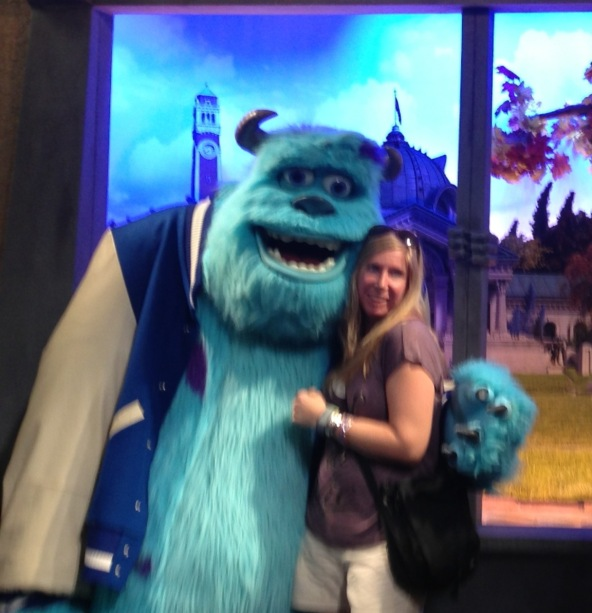 Sulley and I